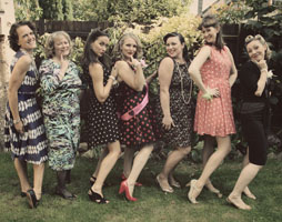 Retro Hen Do